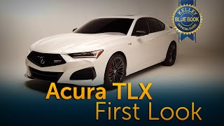 2021 Acura TLX | First Look