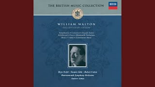 Walton: Façade: Suite No.1 for Orchestra - 3. Swiss Yodelling Song