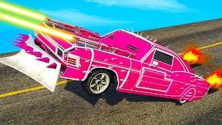NEUES $8,250,000 KRANKES WHEELIE AUTO! (GTA 5 DLC)