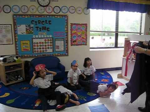 Tzu Chi Great Love Preschool and Kindergarten ?????????? 5 years old