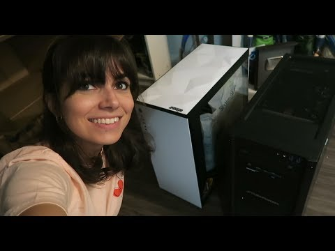 UNBOXING MY NEW COMPUTER!!!