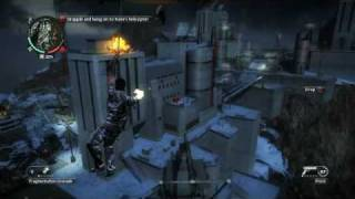 Just Cause 2 First mission (Hardcore difficulty)