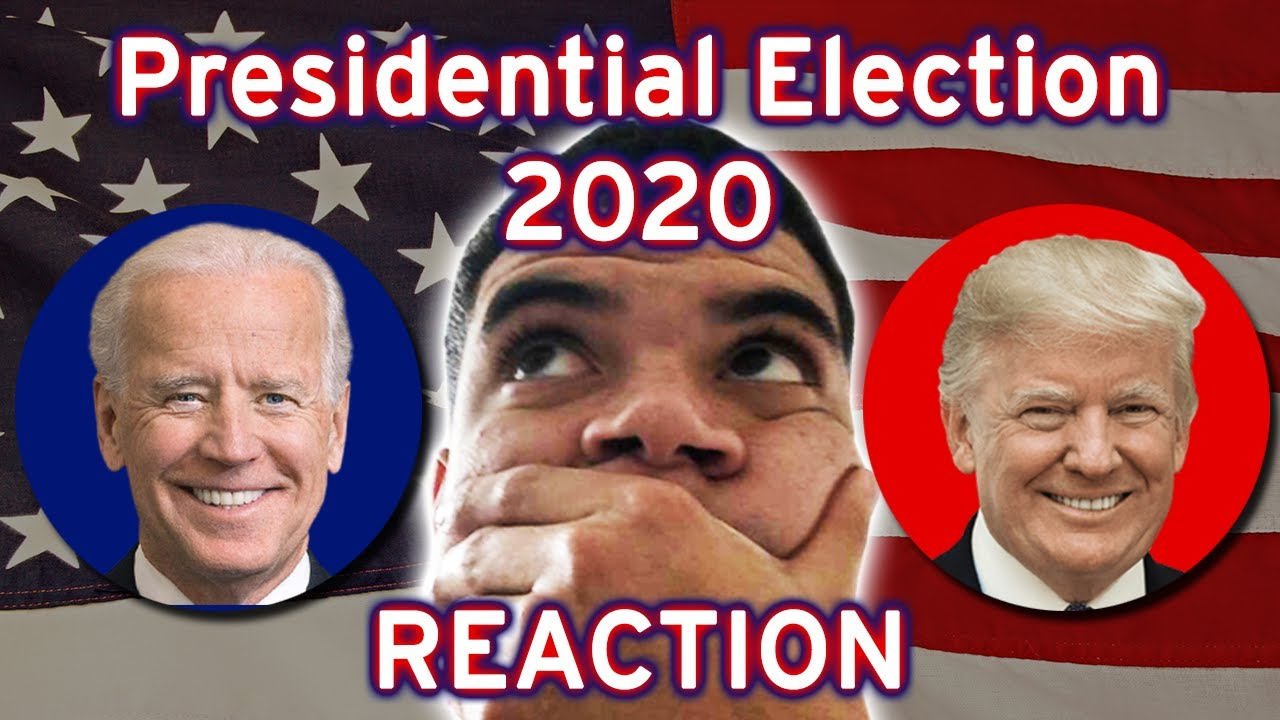 2020 Presidential Election Reaction | Both Sides | Biden vs Trump | Election Vlog