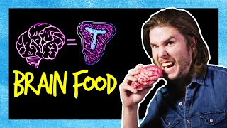 Should You Eat BRAINS? | Because Science