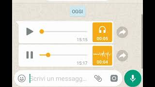 #1 COMPILATION WHATSAPP AUDIO DIVERTENTI #1