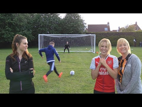 Score The Best Goal, Win £10,000 | Women's World Cup Football Challenge Special