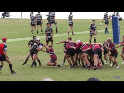 Connor Hayes   BBC Rugby   2016