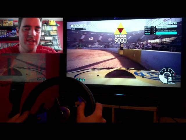 Dirt 3 Gymkhana X Games 2