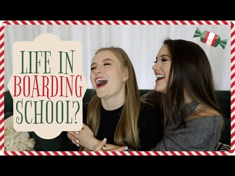 LITTLE SISTER Q&A! VLOGMAS Day 19