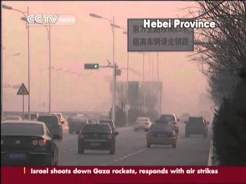 Many expressways closed in China's Hebei and Henan Provinces