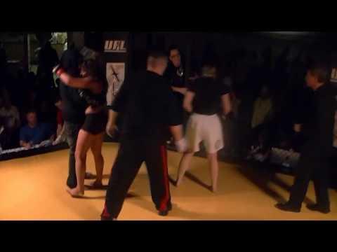 FIGHT.TV Brittney Russel VS. Brooke Baker Big Johns Bad Intention's