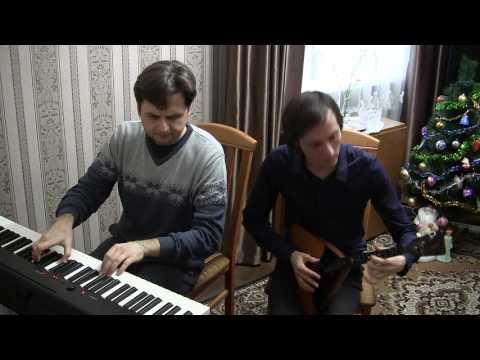 F Tarrega Mazurka Adelita for balalaika and piano
