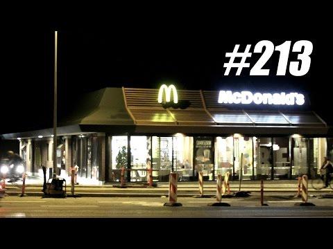 #213: Overnachten in de McDonalds [OPDRACHT]