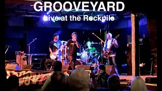 Grooveyard (live at the Rockpile, Toronto)