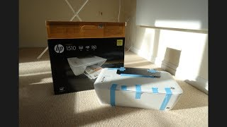 Unboxed: HP Deskjet 1510