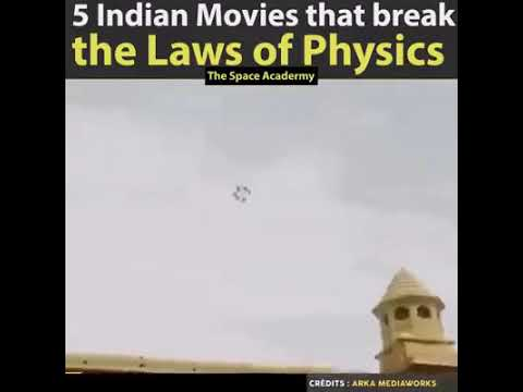 #مسلسلات_هنديةبوليود  افلام هندية كسرت قوانين الفيزياء ?❌