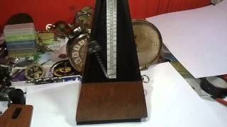 Wittner Metronome with Bell