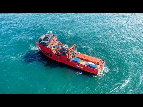 Overcome a sea of challenges - Offshore service logistics