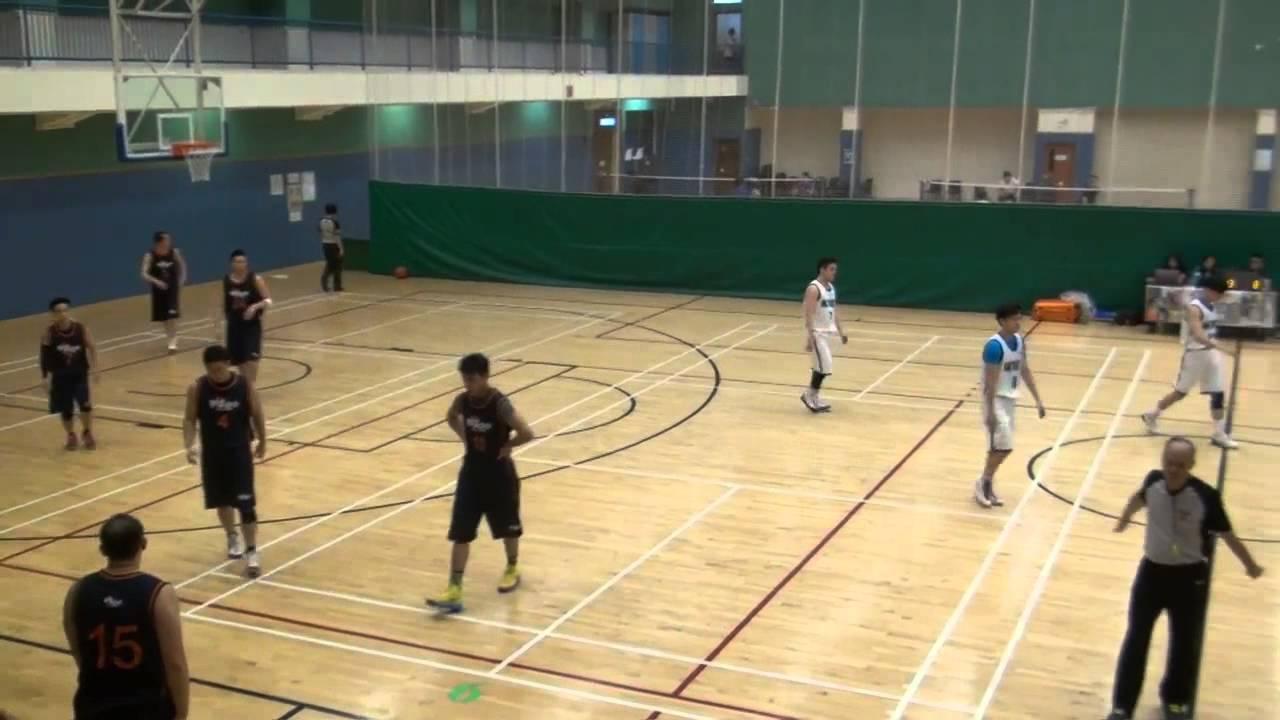 功夫籃球第四場比賽 第二節 - YouTube