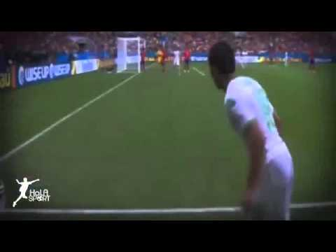 FIFA World Cup 2014_Algeria VS South Korea( 4- 2) All Goals And Full Highlights HD