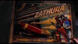 Лучшие фильмы для семейного просмотра - Zathura (Затура), космическое путешествие.