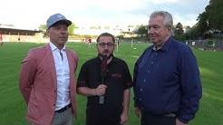 Interview mit Peter Frymuth (DFB) und Lars Althoff (FC Remscheid)