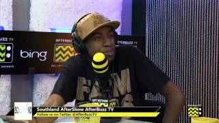 """Southland After Show  Season 5 Episode 10 """" Reckoning """"   AfterBuzz TV"""