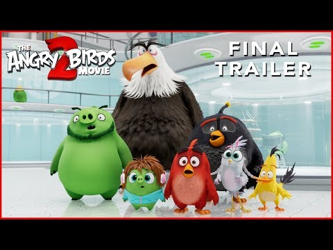 The Angry Birds Movie 2 final trailer: Former enemies Birds and Pigs unite to save the world