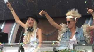 NERVO - The Way We See The World @Tomorrowland2012 28.07.2012 Full HD 1080p