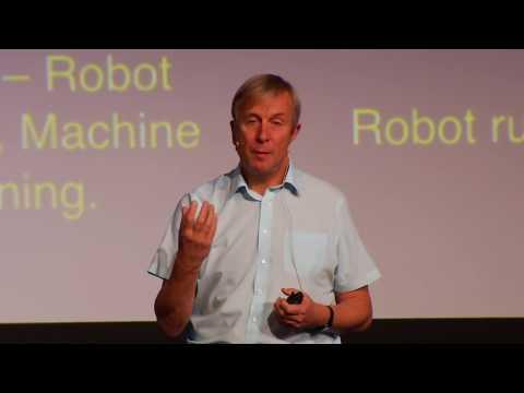 25. Kalite Kongresi İnsandan Fazlası: Gezegendeki İlk Cyborg Kevin Warwick 16.11.2016 İSTANBUL