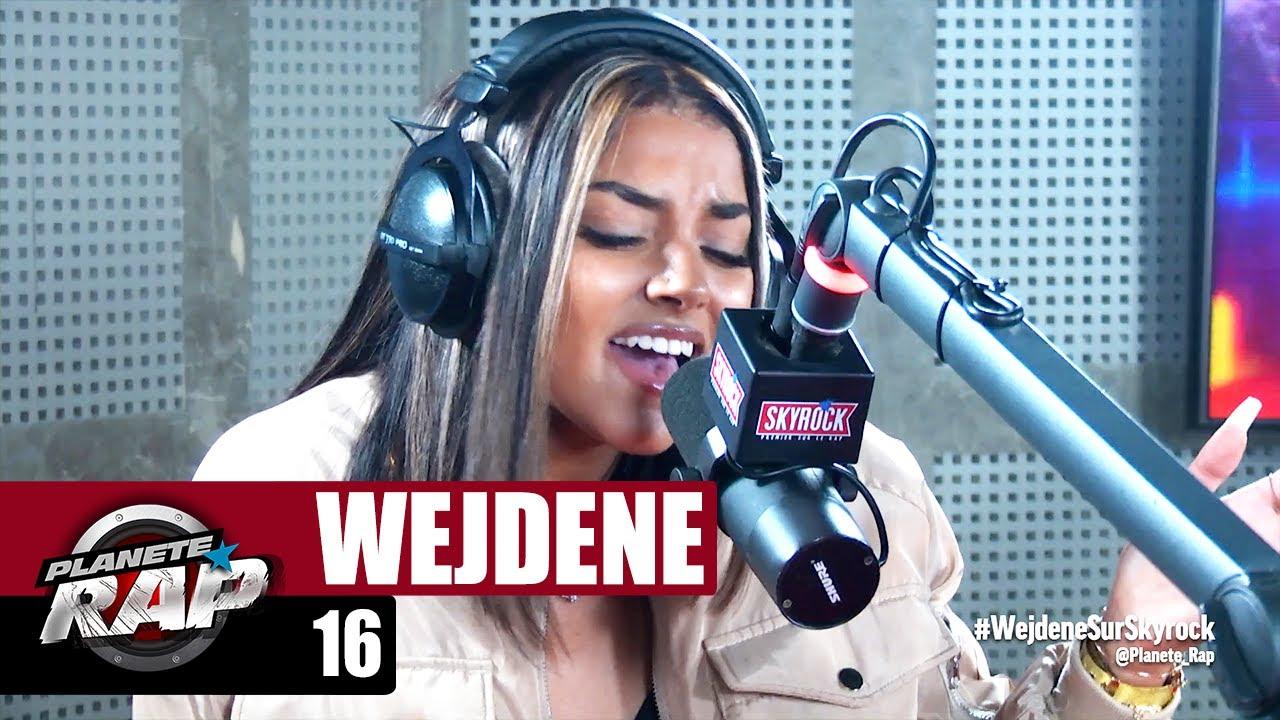 "Download Wejdene ""16"" #PlanèteRap"