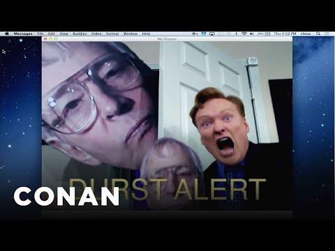 Conan's Video Blog: Durst Alert Edition  - CONAN on TBS