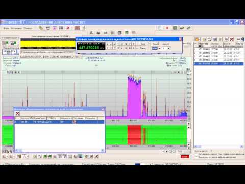 SR2000A (AOR) software for receivers