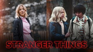 Diana vs Stranger Things | Elfies 80's Style in 2019