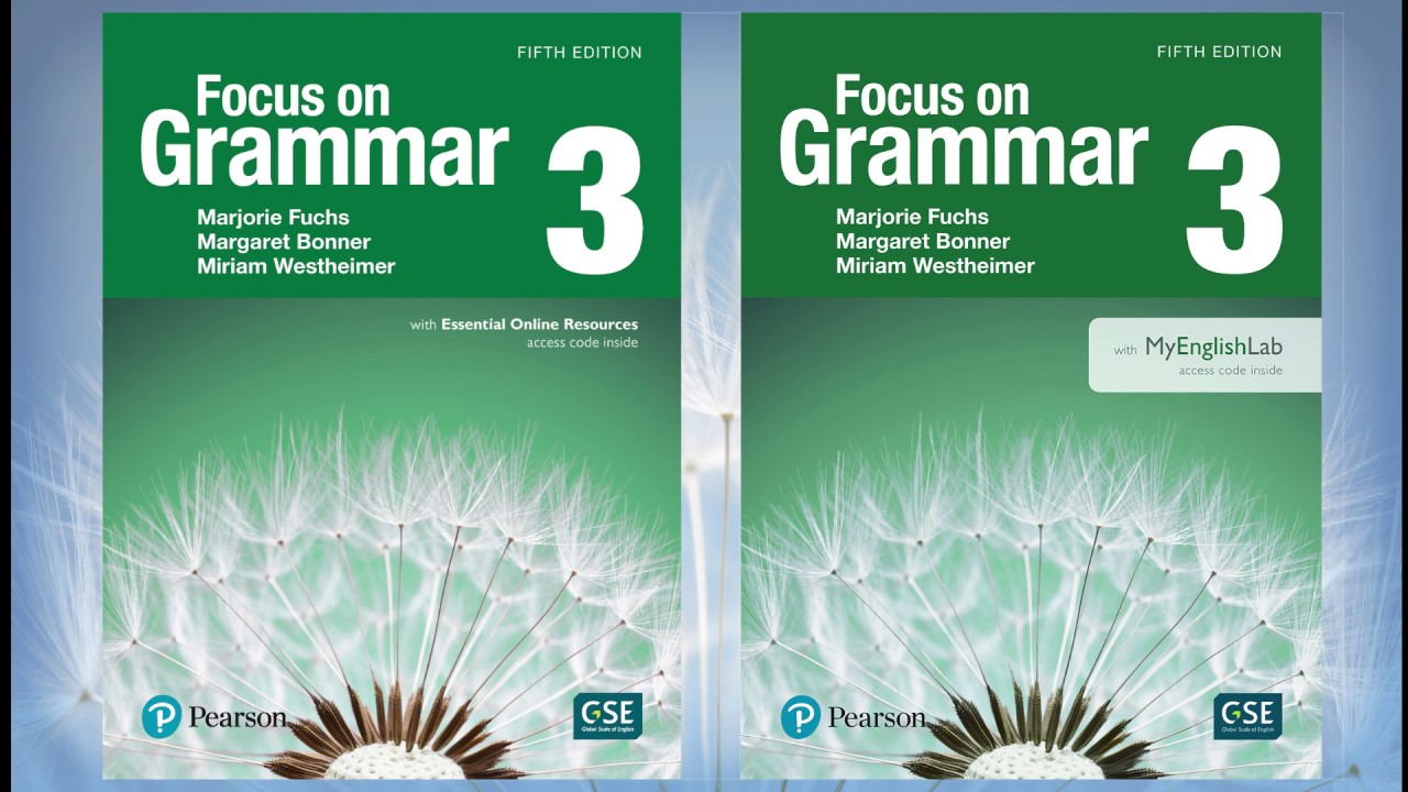 Focus On Grammar Fifth Edition Series Overview Youtube