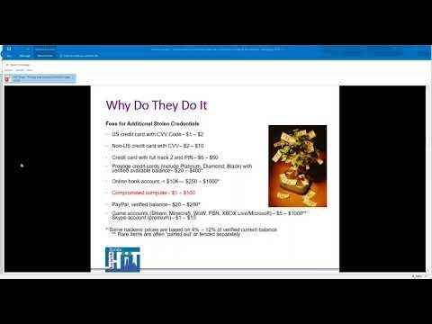 Understanding Security Concerns in Health IT