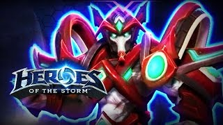 ♥ Heroes of the Storm (Gameplay) - How to Tassadar (HoTs Quick Match)