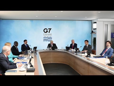 China denounces G7's criticism on issues concerning internal affairs