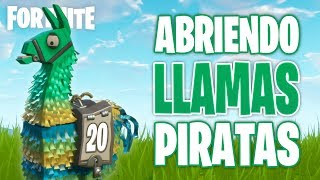 OPENING 20 PIRATE Calls⚓ - FORTNITE Save the World S8 Wolf GL