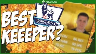 AMAZING PREMIER LEAGUE KEEPER (FIFA 15 ULTIMATE TEAM OVERPOWERED PLAYERS)