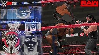 WWE 2K19: Bobby Lashley Interrupts Elias ft. Bobby Lashley updated Heel Entrance Trons (RAW 2018)
