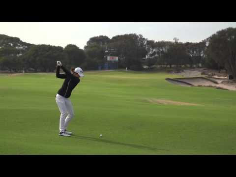 Mike Clayton talks about the Royal Melbourne Golf Course 2015 Women's Australian Open