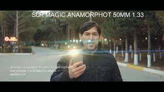 Test SLR Magic Anamorphot-50 1.33x  ,sony 6300 ,sigmA18 -35,atomos flame