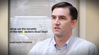 David Sweet Mecco President Road Map