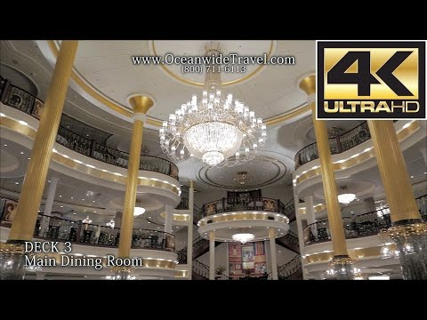 Independence of the Seas FULLY GUIDED SHIP TOUR (4K Ultra HD)