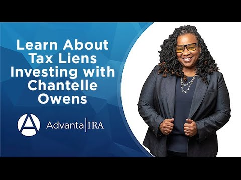 Learn About Tax Lien Investing with Chantelle Owens