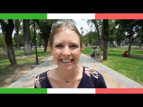 First Impressions of Monterrey (con subtítulos)