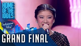 TIARA - GEMINTANG HATIKU - GRAND FINAL - Indonesian Idol 2020