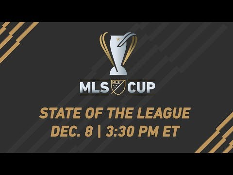 MLS State of the League | LIVE