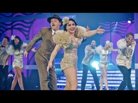 Dani Harmer and Tyger Drew-Honey Do Bugsy Malone - Let's Dance for Sport Relief 2012 - BBC One